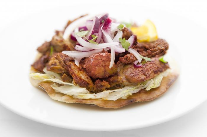 Cochinita Pibil Tacos
