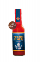 Habanero Pepper Sauce - POACHERS BEWARE 148ml