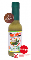 Habanero Pepper Sauce - GREEN 148ml